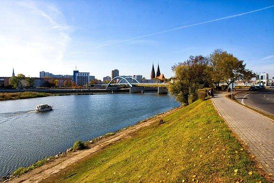 Frankfurt til fots med profesjonell...