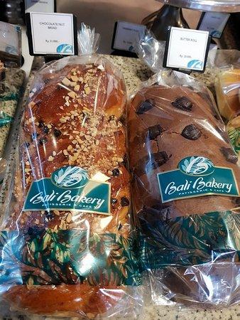 #chocolatenutbread and #butterroll