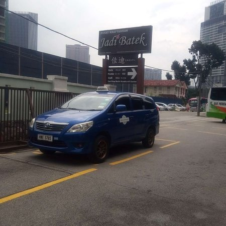 Taxi MPV KL 24 Hours & Private Tour