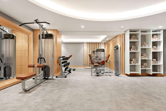 Ramada by Wyndham Isparta: Health club