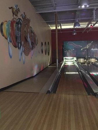 Clarksville Strike and Spare