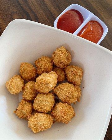 Tahu Crispy Crispy Fried Tofu Picture Of Golden Cafe Bistro Flores Tripadvisor