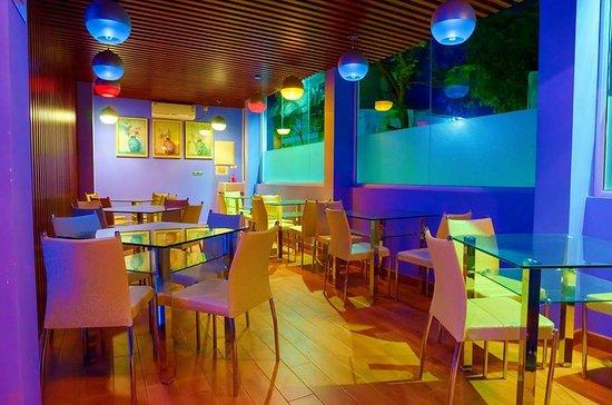 Villingili: Restaurant