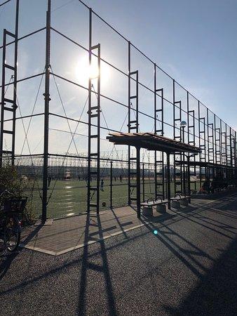 Ukima Funato Tennis Field