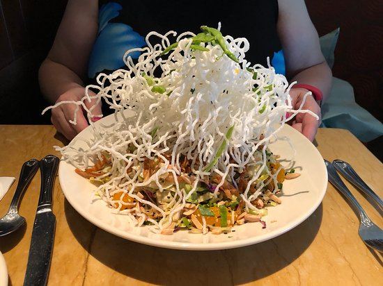 Chinees chicken salad