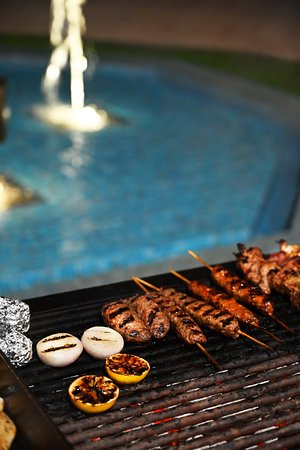 Turkish BBQ Evenings, every Thursday to Saturday 7:00 PM - 11:00 PM