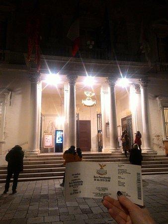 Hotel Iris: Театр ля Феничи