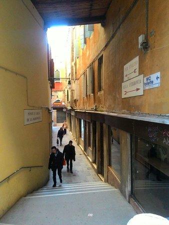 Бюджетный отель в самом центре Венеции!