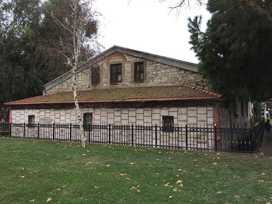 Tur-i Sina Kilisesi (Balatkapı İoannes Prodromos Metokhion Kilisesi)