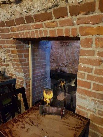 Great cellar pub