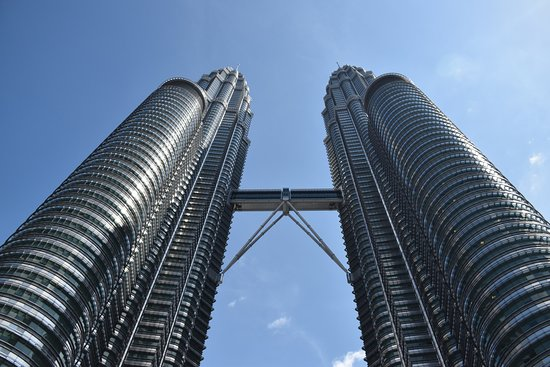 Petronas Tvillingtorn: towers