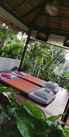 Massage Corner Photo