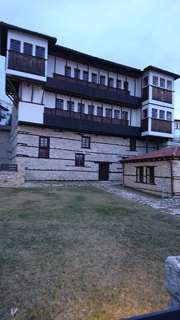 Kastoria Region, Greece: Kastoria city Greece 🇬🇷 kastorian mansion of 17-18 th century