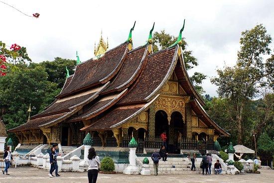 Den Gyldne By (Wat Xieng Thong): Храм