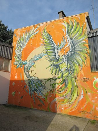 Fresque Tourbillon