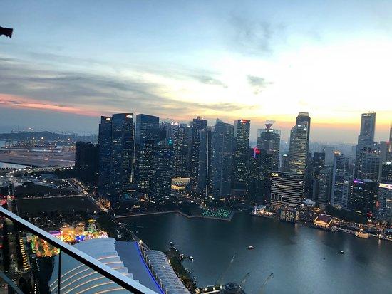 Sands Skypark Observation Deck-billede