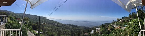 Haputale, Sri Lanka: Super View