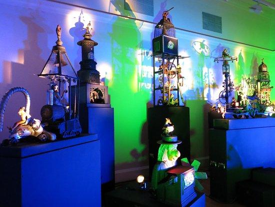 Pre Exhibition photos.