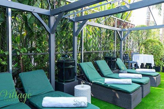 The restaurant - Foto Thao Dien Boutique Hotel, Kota Ho Chi Minh - Tripadvisor