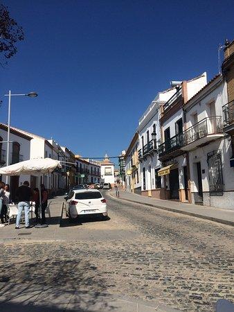 Aznalcollar, Spanyolország: Calle Alcalde Felipe Macias Caparrós