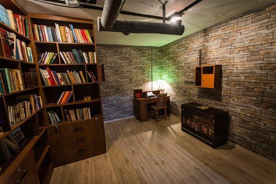 Dracula Room Picture Of Pin Escape Rooms Belgrade