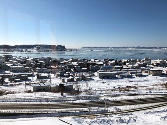 Akke Mikaku Terminal Conchiglie: 展望台からの眺望