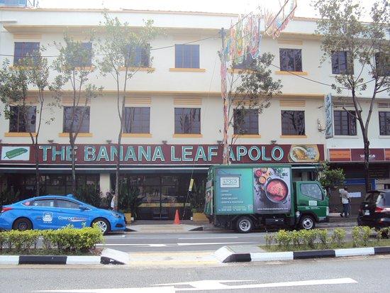 The Banana Leaf Apolo