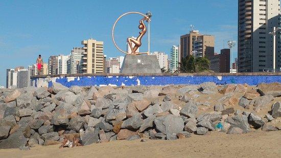 Estatua de Iracema:   