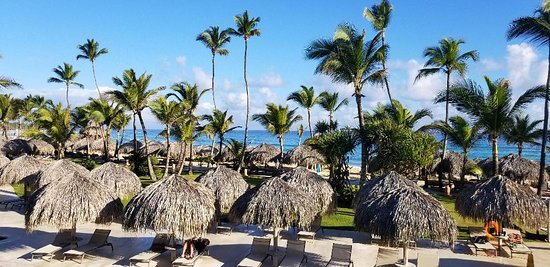 Excellence Punta Cana: View from our room