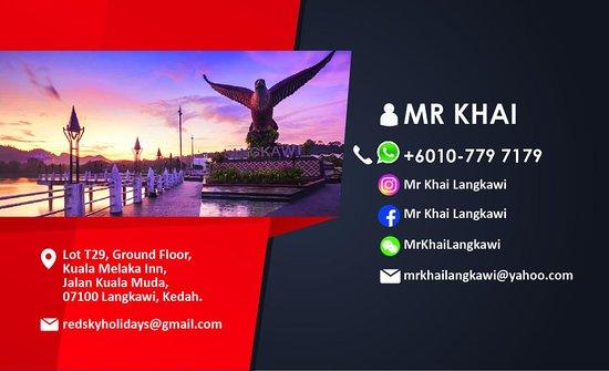 Mr Khai Langkawi