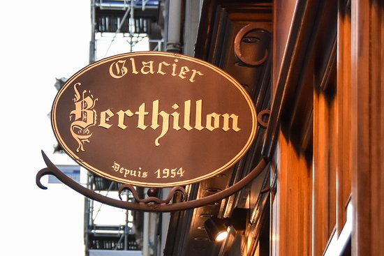 Berthillon: Ice cream carry-out