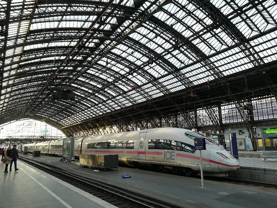 Cologne Central Station