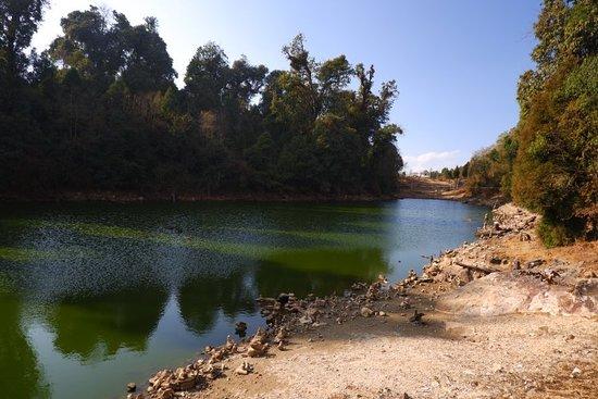 Aritar, India: Mulkharka Lake