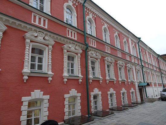 Bogoyavlenskiy Male Monastery