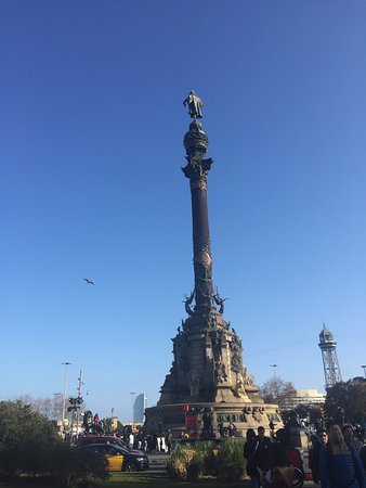 Monument at afternoon