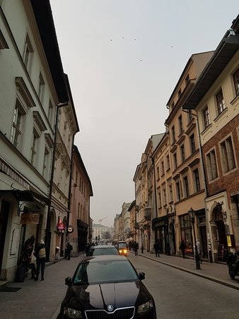 Old Town street's