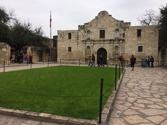 The Alamo! I was so excited to visit. Sadly, I took more photos of the wildlife! Put it on your bucket list. Don't be sad when in 1 hour,  you've done it.