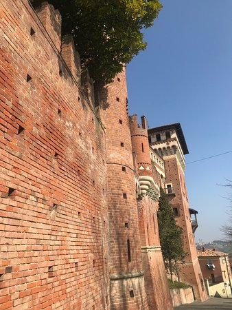Cereseto, Italië: Mura a sud