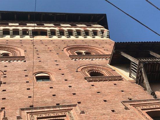 Cereseto, Italië: Torre centrale maggiore