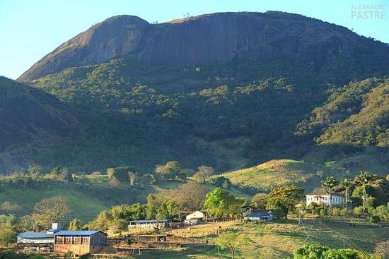 Andradas, MG: Pedra do Elefante