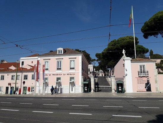 Palacio de Belem: Bonito
