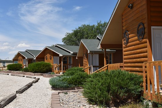 Inn at Alcova cabins