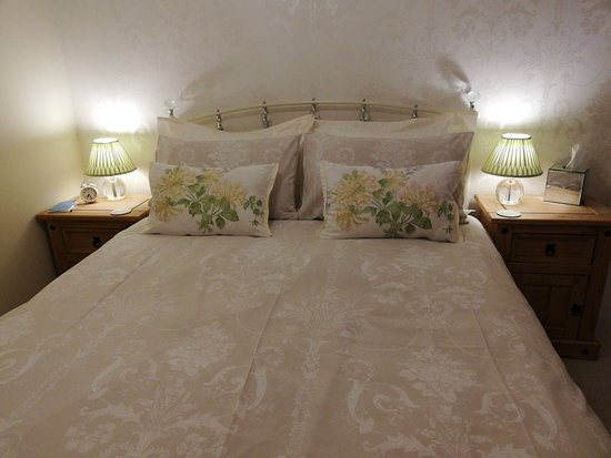 Blythburgh, UK: Double room with Kingsize Bed