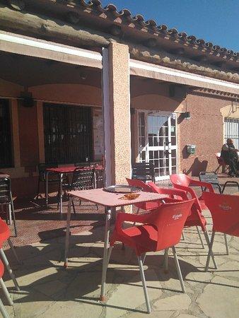 Restaurant Mas del Plata