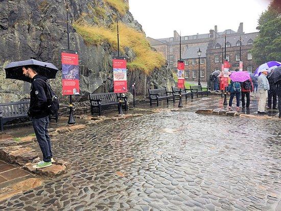Edinburgh Slot: Edinbourgh Castle