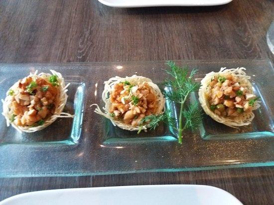 Restaurant The City: Ik heb bijzonder lekker gegeten gezellig en goede bediening kom zeker vaker terug