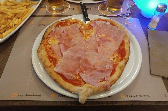 Birra & Farina: Pizza Valtournenche