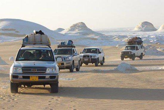 Vestsahara, Marokko: رحلات
