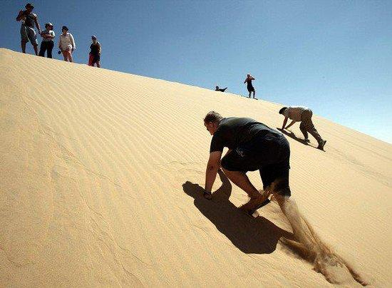Vestsahara, Marokko: المتعه والتسلق