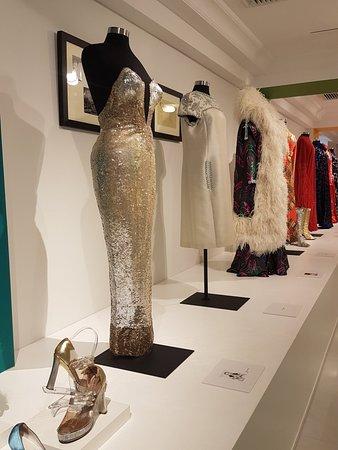 A stunning exhibition on Celia Cruz